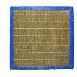 BSW Zielscheibenmatte | Stroh | 60x60x5 cm | 35lbs