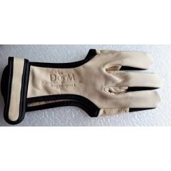 D&M - Hunting Fingerhandschuh - Leder