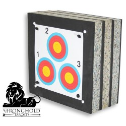 Stronghold Schaumscheibe Crossbow