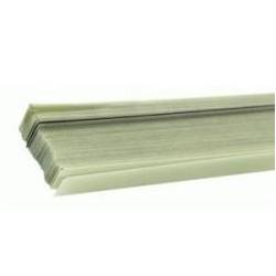 Laminat Glas, klar - 0.8*38mm (Preis pro cm)