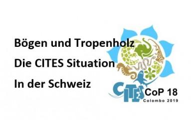 Die CITES Situation - wir mögen Flora & Fauna ja auch...